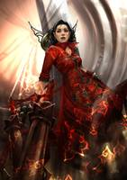 Toris Myla the Red Empress