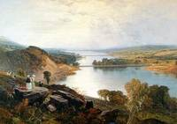 Frederick William Hulme - Lakes in Rivington