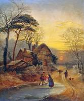 George Augustus Williams - Evening