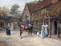 Heywood Hardy - The Young Squire