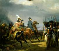 Horace Vernet - The Battle of Jena, October 14th 1
