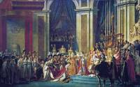 Jacques-Louis David - Consecration of the Emperor