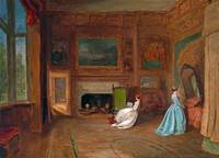 James Holland - The Lady Betty Germain Bedroom at