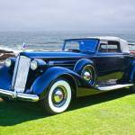 """1937 Packard Twelve Roadster"