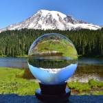 """""""Climate change prediction at Mount Rainier"""" by JohnChaoPhoto"""