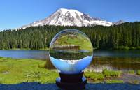 Climate change prediction at Mount Rainier