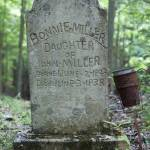 """Headstone in Appalachia"" by jcarillet"