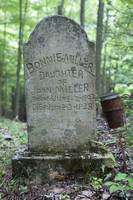 Headstone in Appalachia