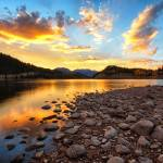 """Lake Dillon Sunset"" by BrianKerls"