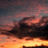 Sky Moods Chasing The Midnight Sun Art Prints & Posters by Glenn McCarthy