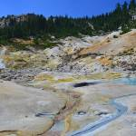 """Bumpass Hell - thermal area colors"" by JohnChaoPhoto"