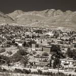 """Juarez Barrios Black Sky"" by awsheffield"
