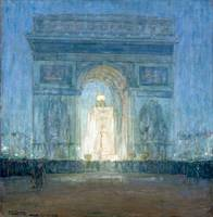 Henry Ossawa Tanner (American, 1859-1937). The Arc