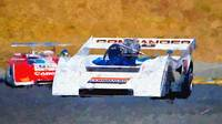 Vintage Can Am Racecars