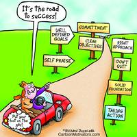 Road2Success - It's the Road To Success!