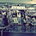 """Hawker Center Street Scene"" by sghomedeco"