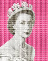 God Save the Queen - Pink