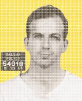 Lee Harvey Oswald Mug Shot - Yellow