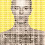 """David Bowie Mug Shot - Yellow"" by garyhogben"