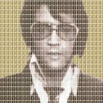 """Elvis Mug Shot - Gold"" by garyhogben"