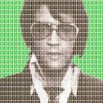 """Elvis Mug Shot - Green"" by garyhogben"
