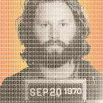 """Jim Morrison Mug Shot"" by garyhogben"