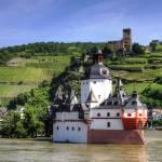 """""""Burg Pfalzgrafenstein"""" by TomGomez"""