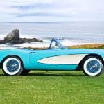 """1957 Chevrolet Corvette Roadster"" by FatKatPhotography"