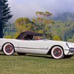 """1953 Chevrolet Corvette"" by FatKatPhotography"