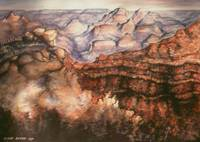 Grand Canyon Arizona - Landscape Painting