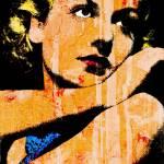 """CAROLE LOMBARD"" by thegriffinpassant"