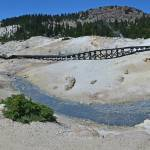 """Bumpass Hell Trail & Boardwalk Panorama"" by JohnChaoPhoto"