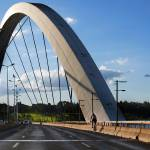 """JK Bridge - Brasilia - Brazil"" by CarlosAlkmin"