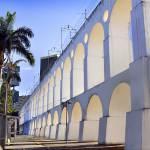"""Rio de Janeiro, Brazil - Lapa Arches Aqueduct"" by CarlosAlkmin"