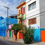 """Colorful Houses at Bixiga - Sao Paulo, Brazil"" by CarlosAlkmin"