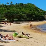 """Beach in Trancoso - Bahia - Brazil"" by CarlosAlkmin"