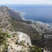 Cape Town-1-10 Art Prints & Posters by Jasmine Fledderjohann