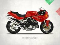 Ducati 900 Supersport 1995