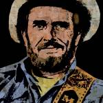 """""""Merle Haggard"""" by thegriffinpassant"""