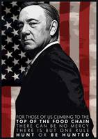 Frank Underwood - Kevin Spacey