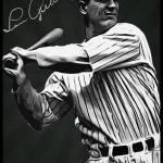 """""""Lou Gehrig"""" by taylansoyturk"""