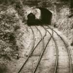 """Railway - Vintage Style"" by NatalieKinnear"