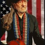 """Willie Nelson"" by taylansoyturk"