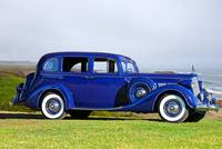 1937 Packard Super 8 1500 Touring Sedan
