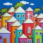 """Little Village"" by RebeccaKorpita"