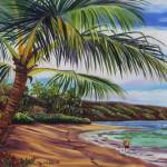 """Stroll Along the North Shore in Hawaii"" by JennyFloravita"