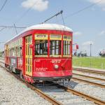 """New Orleans Trolley"" by awsheffield"