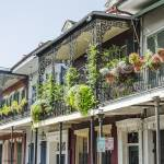 """New Orleans Balconies"" by awsheffield"