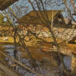 """""""Leonid Viktorovich Turzhansky 1875-1945 SPRING SUN"""" by motionage"""