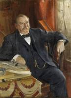 Anders Zorn, Grover Cleveland, 1899